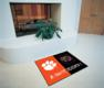 Clemson Tigers - South Carolina Gamecocks - A House Divided Rug