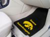 University of Iowa Hawkeyes 2 Piece Front Carpet Car Mats