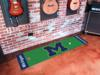 University of Michigan Wolverines Golf Putting Green Mat