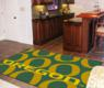 University of Oregon 5' x 8' Rug