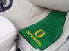 University of Oregon 2 Piece Front Carpet Car Mats