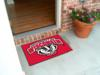 University of Wisconsin Badgers Starter Rug