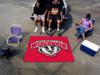 University of Wisconsin Badgers Tailgater Rug