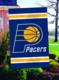 "Indiana Pacers 44"" x 28"" Applique Banner Flag"