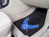 US Air Force 2 Piece Front Carpet Car Mats
