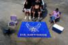 US Air Force Tailgater Rug