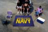 US Navy Tailgater Rug