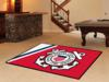 US Coast Guard 5' x 8' Rug