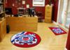 "US Coast Guard 44"" Round Area Rug"