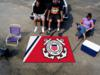 US Coast Guard Tailgater Rug
