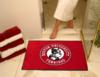 Boston University Terriers All-Star Rug