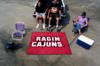 University of Louisiana at Lafayette Ragin' Cajuns Tailgater Rug