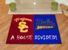 USC Trojans - UCLA Bruins - A House Divided Rug