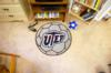 UTEP University of Texas at El Paso Miners Soccer Ball Rug