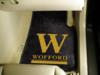 Wofford College 2 Piece Front Carpet Car Mats