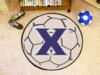 Xavier University Musketeers Soccer Ball Rug