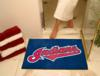 Cleveland Indians All-Star Rug
