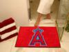 Los Angeles Angels All-Star Rug