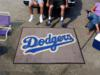 Los Angeles Dodgers Tailgater Rug