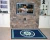 Seattle Mariners 4' x 6' Rug