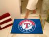 Texas Rangers All-Star Rug
