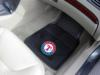 Texas Rangers Heavy Duty 2-Piece Vinyl Car Mats