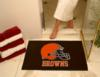 Cleveland Browns All-Star Rug