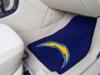 San Diego Chargers 2 Piece Front Carpet Car Mats