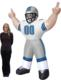Detroit Lions Tiny 8 Ft Inflatable Figurine