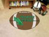 University of North Texas Mean Green Football Rug