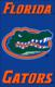 "University of Florida 44"" x 28"" Applique Banner Flag"