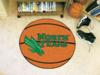 University of North Texas Mean Green Basketball Rug