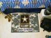 US Army - Army Strong Starter Rug